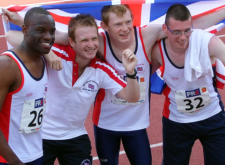 Photo of British Team